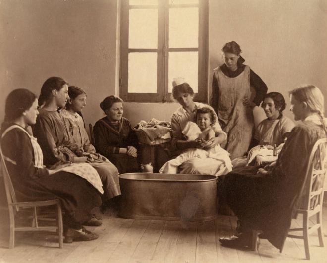 L'Histoire par l'image - Plein cadre - L'hygiène: une cause à la fois publique et privée
