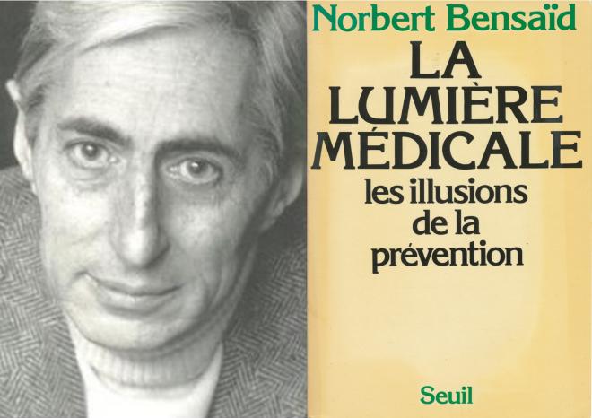 (via Pixelmator) Norbert Bensaïd La lumière médicale Seuil - Google Images