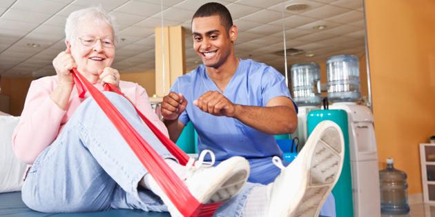 Physiothérapeute - Avenir en santé - Gouvernement du Québec