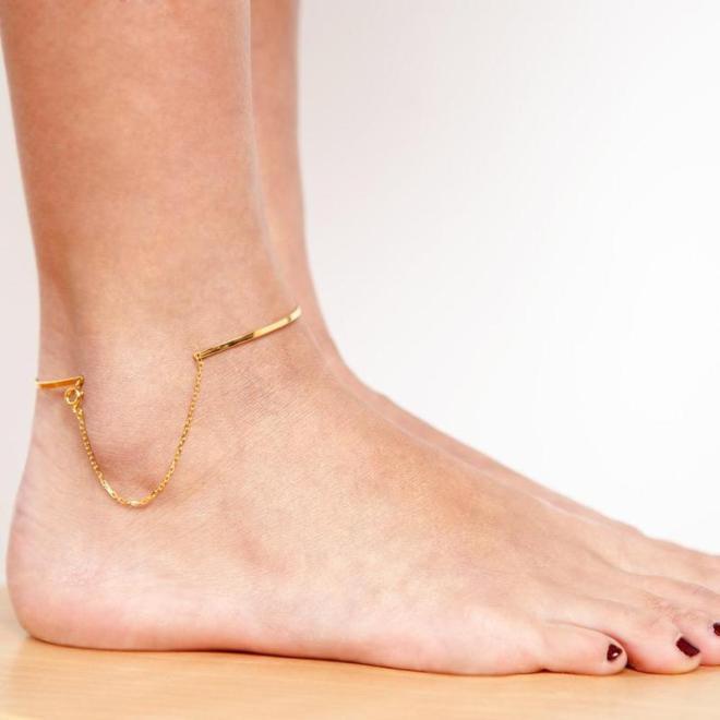 Non, le bracelet de cheville n'est pas ringard, la preuve ! - ivy-mag.com