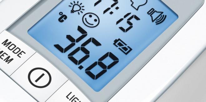 Beurer Termómetro digital clínico sin contacto con la piel - Oralteck - oralteck.es