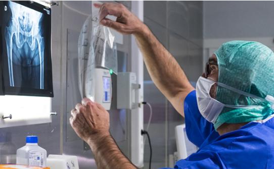 ORTHOPÉDIE ET TRAUMATOLOGIE - L'Hôpital de Dreux - ch-dreux.fr